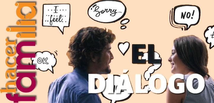 """Entrevista en la revista Hacer Familia sobre el libro """"El diálogo"""" del Dr. Sarráis."""